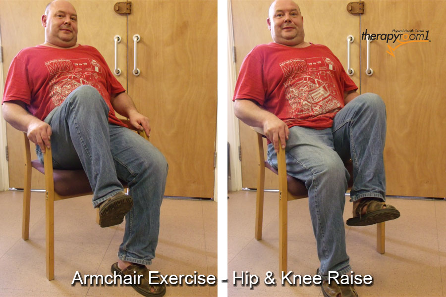 Armchair-Exercise---Hip-&-Knee-Raise | therapyTR1